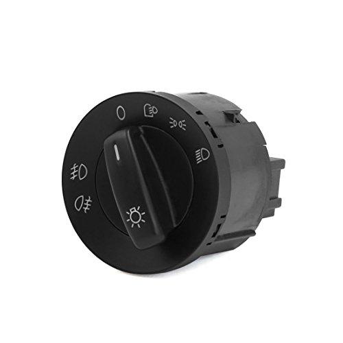 sourcingmap Faro anteriore interruttore fendinebbia Contorl per GOLF V 5 Più VI 6 PASSAT B6 1K0941431N
