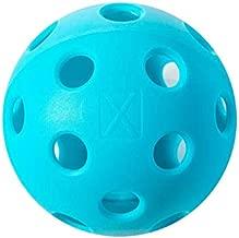 Pickleball Marketplace Franklin Popular X-26 Indoor Pickleball Balls - USAPA Approved - 6 Pack – Blue