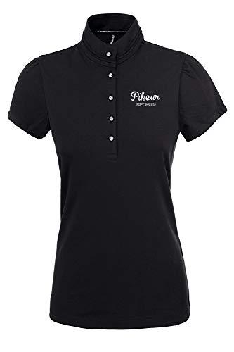 Pikeur Damen-Poloshirt MINA FS19 Größe 38, Farbe Nightblue