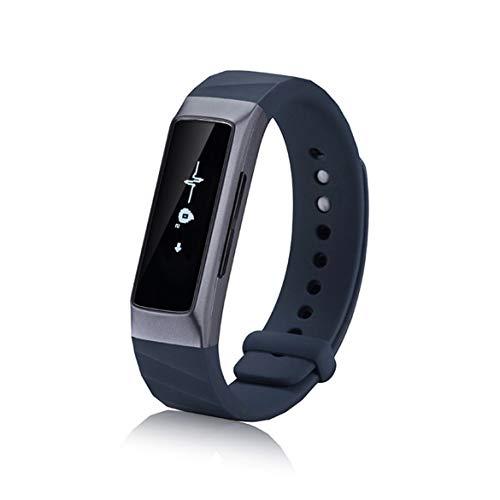 ngzhongtu C1 / E02 Elektronische Herzfrequenz Sauerstoffdruck Pulsoximeter Blut-Armband Armband OLED Sport Tracker