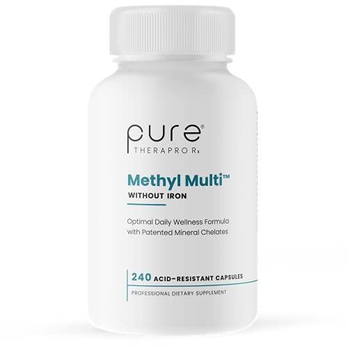 Methyl Multi Without Iron - 240 Vegetable Capsules   This Vegan...
