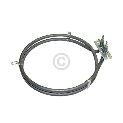 DL-pro Elemento calefactor de aire caliente 2000 W 240 V para horno Seppelfricke 524022100 524011800