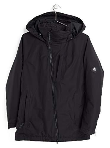 Burton Womens Gore-Tex Balsam Jacket, True Black, Large