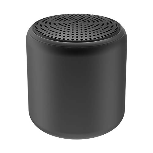 Baolira Portable Bluetooth Speaker Bluetooth Mini Speaker,Outdoor Wireless Speaker with Bluetooth 5.0, Crystal Clear Stereo Sound Rich Bass, TWS Pairing for iPhone,Smartphone Tablet (Black)