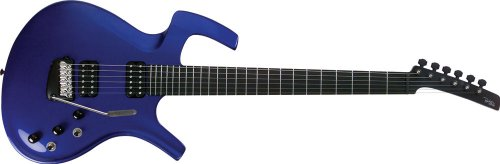 Parker Fly Deluxe Electric Guitar (Majik Blue)