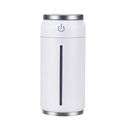 Luchtreiniger, hydraterende en anti-uitdrogende luchtbevochtiger, mini auto luchtreiniger, huishoudelijke USB deodorant mini aromatherapie machine verstuiver sproeier