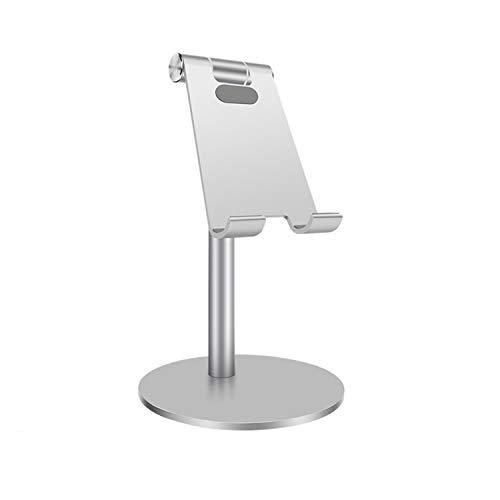 CCAN LYXX Soporte para Tableta/teléfono, Soporte Universal para Tableta de iPad de múltiples ángulos y Altura Ajustable Compatible con Todas Las tabletas y teléfonos Inteligentes (4-12.9 Pulgadas) -