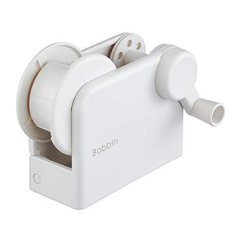 コクヨ マスキングテープ コマキキ Bobbin ホワイト T-BR101W