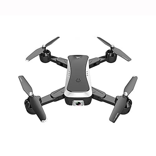Drone 4k HD Dual Fotocamera Flusso Ottico Quadcopter WiFi FPV Rc Elicottero Sensore di gravità Selfie Pocket Drone Toy for Boy