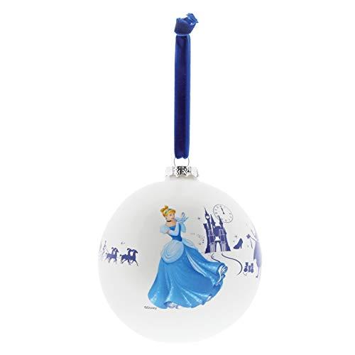 Enchanting Disney, Bola de Navidad para colgar La Cenicienta, Enesco