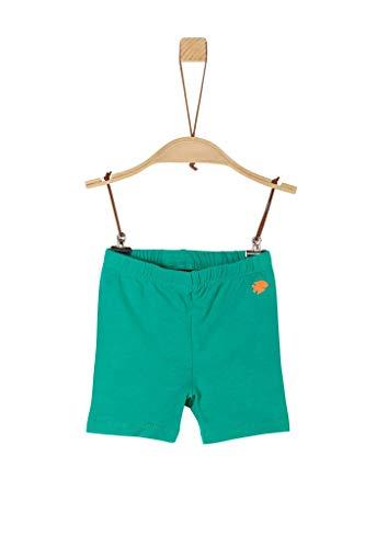 s.Oliver Junior Baby-Jungen 405.10.005.18.183.2038676 Lässige Shorts, 6644 Petrol, 86/REG