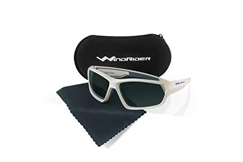 WindRider Polarized Floating Sunglasses for Men Designed for Fishing, Sailing, Lightweight, Comfortable, 100% UV Protection