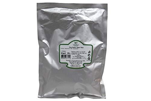 Ingwer Pulver 0,500 kg, Ingwerwurzel 100%Fine gemahlen aus Indien, Ginger ground, HoReCa, Prima Gewürzt, Gewürzgroβhandel Krefeld GmbH