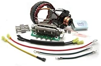 EnDuraLast Charging System Compatible with BMW Airheads (EDL400-ALTKIT107)