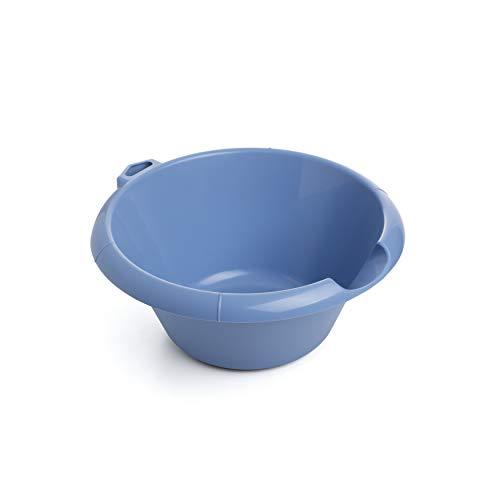 Tatay 1140100 Cuvette Ronde Plastique Bleu 28,5 x 28,3 x 12,3 cm 3 L
