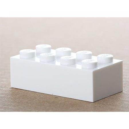 3001 Lego 50 Stück mittel azurblaue Steine 2x4 medium azure Stein Basics Neu