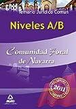 Niveles A/B Comunidad Foral De Navarra. Temario Jurídico Común.