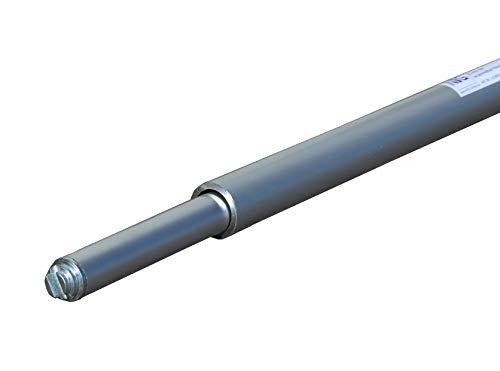 Rundsperrbalken, Sperrstange, Klemmbalken, 2000-2400 mm, Kombizapfen 19/24mm