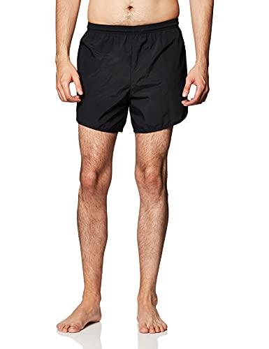 Soffe Men's Dri Running Shorts, Black, Large