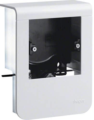 Hager tehalit.sl Universalhalter SL20080 weiß