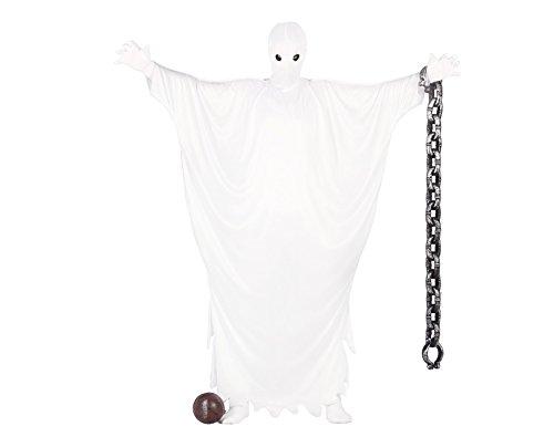 Gespenster Erwachsenen Kostüm Größe L