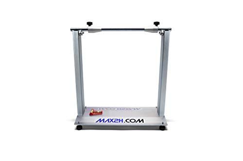 MAX2H.COM Wuchtbock, Zentrierständer für Motorradreifen