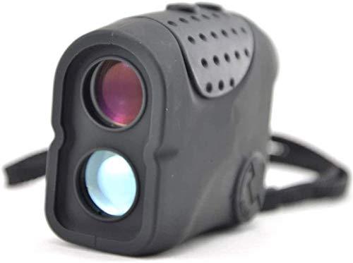 GXT 6x21 Range Finder Hunting Golf 1000 M Black, Range Finder Hunting, Dispositivos del buscador de Gama de Golf, Binoculares del buscador de Gama práctico