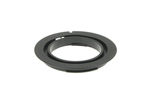 Objektivadapter EXAKTA-EOS EXAKTA Objektiv kompatibel für Canon EOS Kamera Adapter