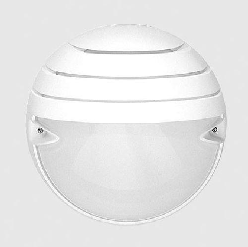 Prisma Chip Tondo 25 Grill – Applique murale Chip Tondo Grill 25 E27 Blanc