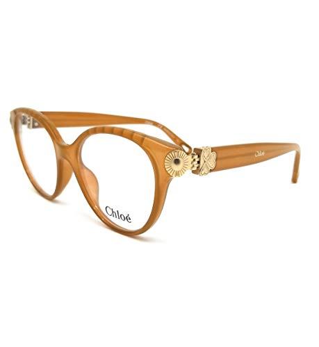 Chloé Ce2733, Gafas para Mujer, Mustard, Estándar