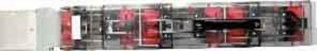 Striebel + John NH-Lastleiste ZE56 GR.1 250A 3pol. Sicherungsleiste 4011617610410
