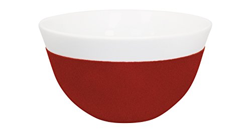Kahla Touch! Update Milchkaffeeschale 0,50 l Touch! Rosso Touch! rot
