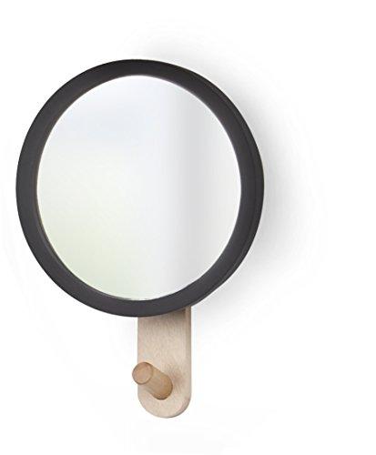 Dim de chaque miroir 28.7x17.7x1.6cm. Lot de 3 Miroirs Dima suspendus UMBRA Dima Mirror Coloris cuivr/é