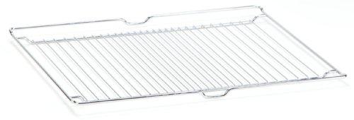 Grillrost / Backrost für diverse Herde von Siemens / Bosch / Neff - Teile-Nr. 284723 - original - 442mm x 379mm x 15mm