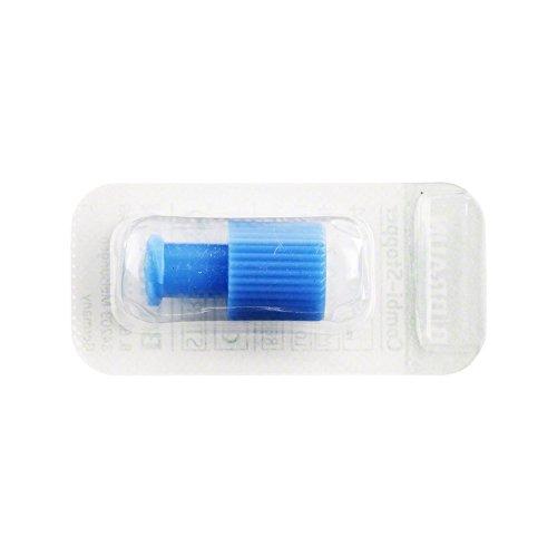 COMBI STOPPER Verschlusskonen blau 1 St