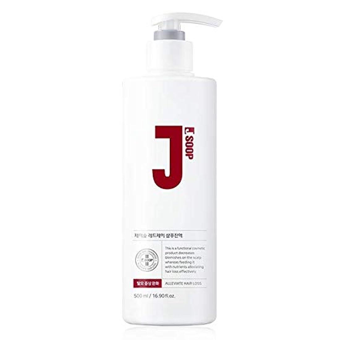 蜂逆かみそりJSOOP レッドJ シャンプー / 抜け毛の悩みに / Red J Shampoo (500ml) [並行輸入品]