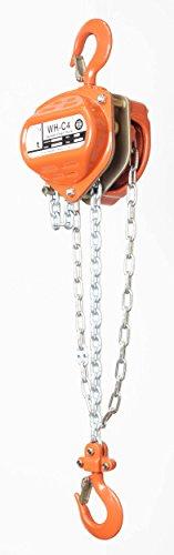 Hackett amz1023809C4mano cadena de elevación, 500kg, 6m Altura de elevación