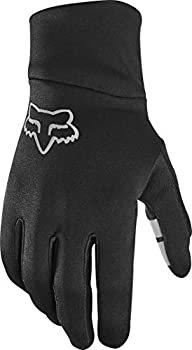 Fox Head Ranger Fire Gel Racing Mountain Bike BMX Gloves with Gel Pad Full Finger Touch Screen Compatibility