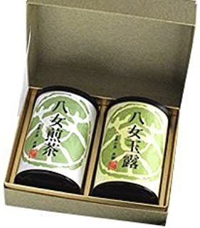 お茶 ギフト お土産 プレゼント 八女茶 煎茶 玉露 H-2T35 八女茶の里