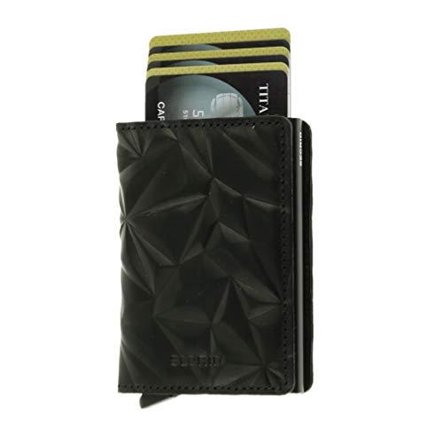 Secrid Slimwallet Prism Black Portemonnaie SPr-Black