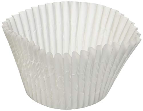 Reynolds Quality Standard Size 6' White Cupcake Paper - Baking Cup - 1 Pack of 500 Cup Liners