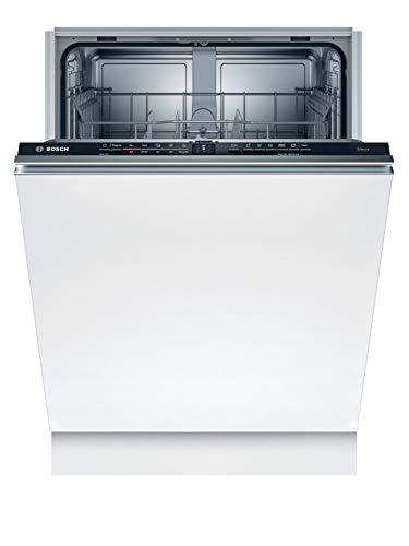Bosch SBV2ITX22E Serie 2 XXL-Geschirrspüler Vollintegriert / E / 60 cm / 92,5 cm Nischenhöhe / 92 kWh/100 Zyklen / 12 MGD / SuperSilence / InfoLight / ExtraTrocknen / Home Connect