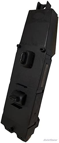 SWITCHDOCTOR Front NEW Passenger Window Switch Jeep Ch 1997-2001 Industry No. 1 for