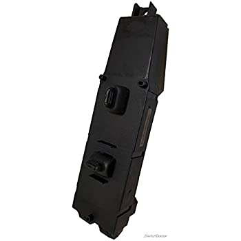 Door Lock Switch AUTOSAVER88 Passengers Side Power Window Switch Control 56009451AC Fits Jeep Cherokee 1997-2001