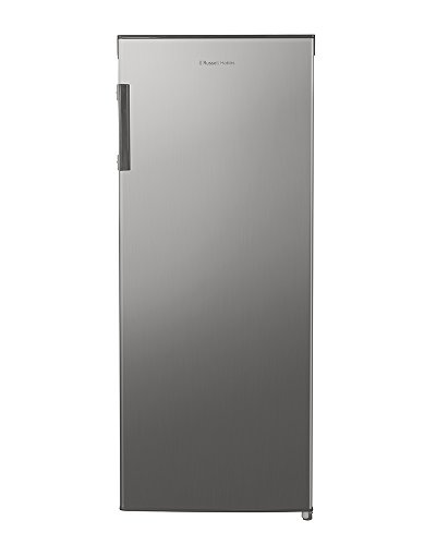 Russell Hobbs RH55FZ142SS Freestanding Stainless Steel Effect 55cm Wide 142cm High Freezer – Free 2 Year Guarantee