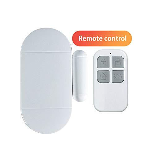 Raambeveiliging, raamalarm deur alarm 130 dB inbraak bescherming, mini deur en raam alarmen, venster alarmsysteem, raam & deur sensor, alarm systeem beveiliging technologie inbreker bescherming voor thuis