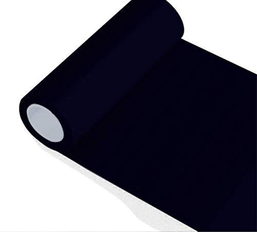 Orafol Klebefolien für Möbel - Oracal 631 - 31cm Rolle - 5m (Laufmeter) - Schwarz   matt, A22oracal-631-5m-31cm-01-kl