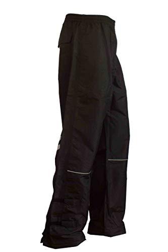 Crane Herren atmungsaktive, Wind- und Wasserdichte Überziehhose/Regenhose S - 5