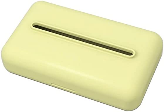Rectangular Simple Tissue Box Rich OFFicial site in 67% OFF of fixed price Bedro Color Suitable for