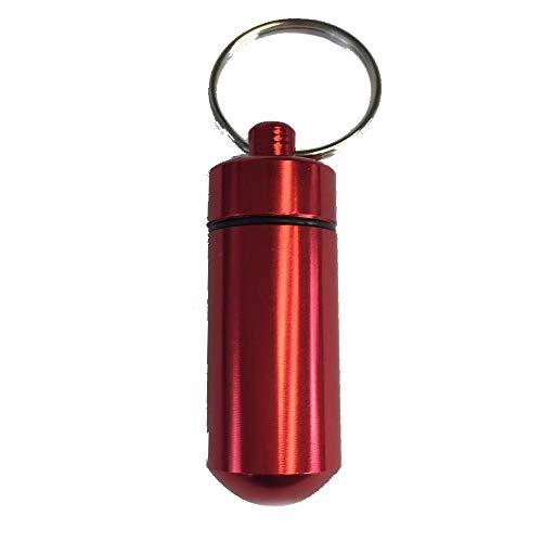 Caja de almacenamiento impermeable, de aluminio, dosificador, dosificador, dosificador, dispensador...